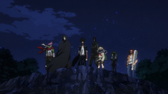 Escuadrón de Acción de Vanguardia Anime