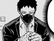 Young Kai Chisaki manga