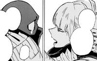 Himiko Toga comforts Twice