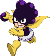 Minoru Mineta One's Justice 2 Artwork
