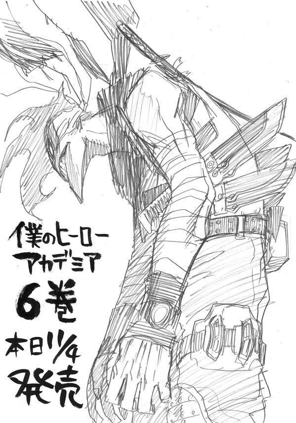Volume 6 Sketch