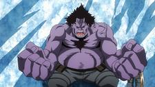 Daigo's Beast Form Quirk