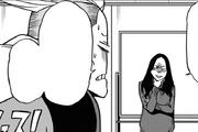 Captain Celebrity terrified of Makoto