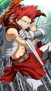 Eijiro Kirishima Character Art 9 Smash Tap