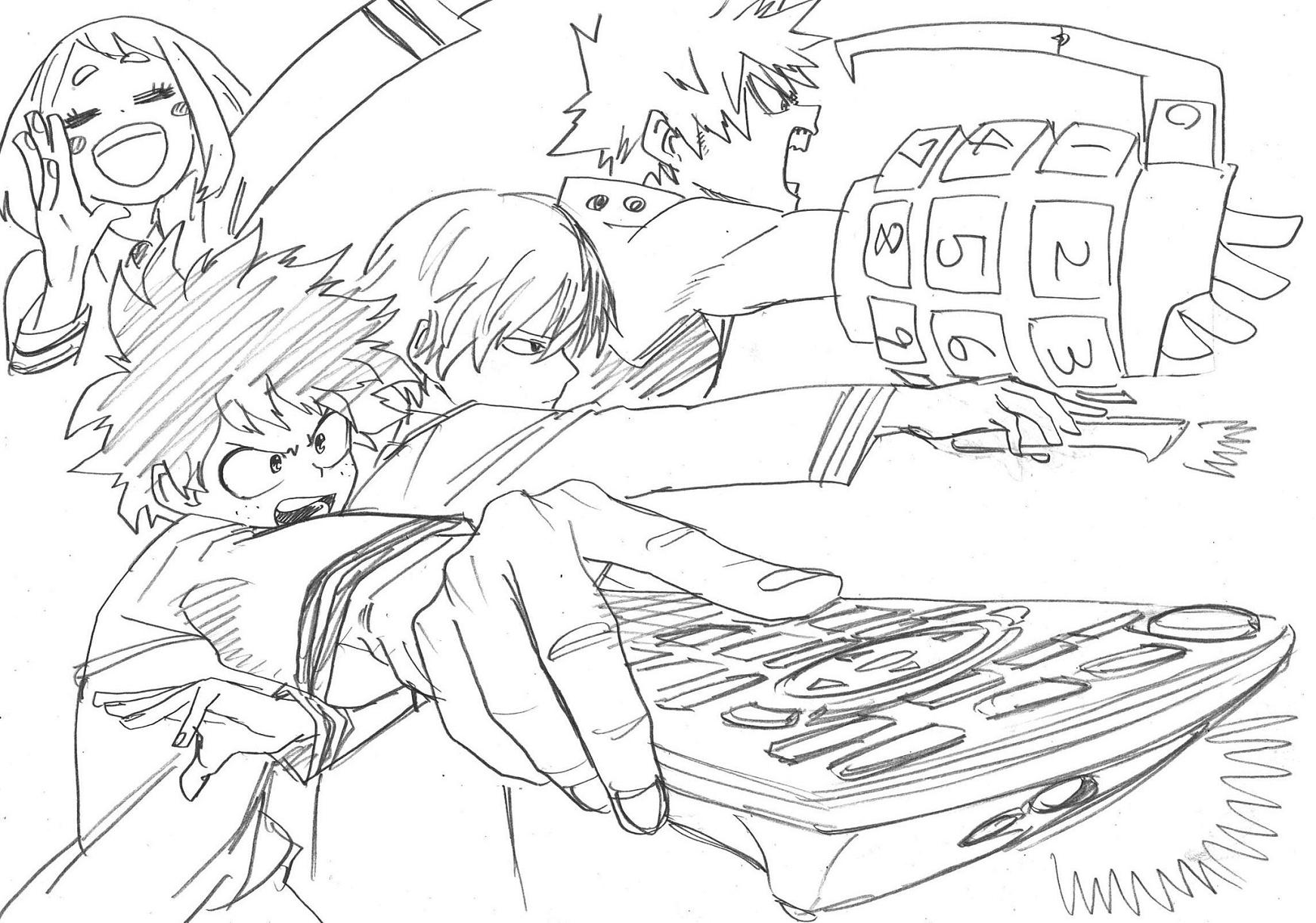 Episode 13.5 Sketch
