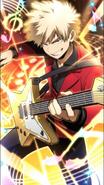Katsuki Bakugo Character Art 5 Smash Tap