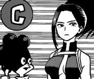 Team C manga