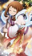 Ochaco Uraraka Character Art 26 Smash Tap