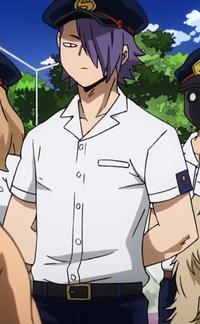 Seiji Shishikura Anime