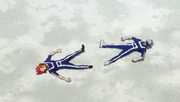 Eijiro vs Tetsutetsu 2