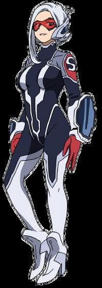 Kashiko Sekigai Hero Costume