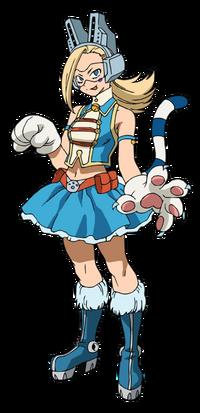 Pixie-Bob anime profile
