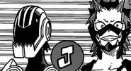 Team J manga