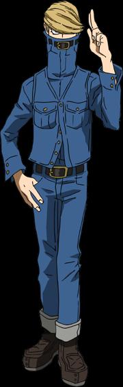 Best Jeanist Anime