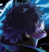 Dabi Colored Manga Portrait