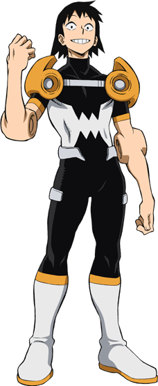 image hanta sero full body costume png boku no hero academia