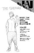 Hanta Volume 3 Profile