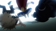 Mirio defeats Nemoto & Sakaki