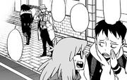 Shota ignores Koichi