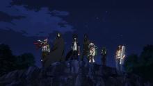 Vanguard Action Squad anime