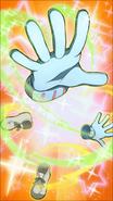 Toru Hagakure Character Art 4 Smash Tap