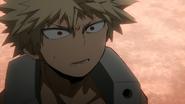 Katsuki's reaction to All Might's power
