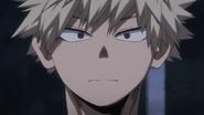 Katsuki Bakugo wants to know why All Might chose Izuku