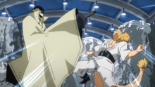 Ectoplasm vs Mashirao Ojiro