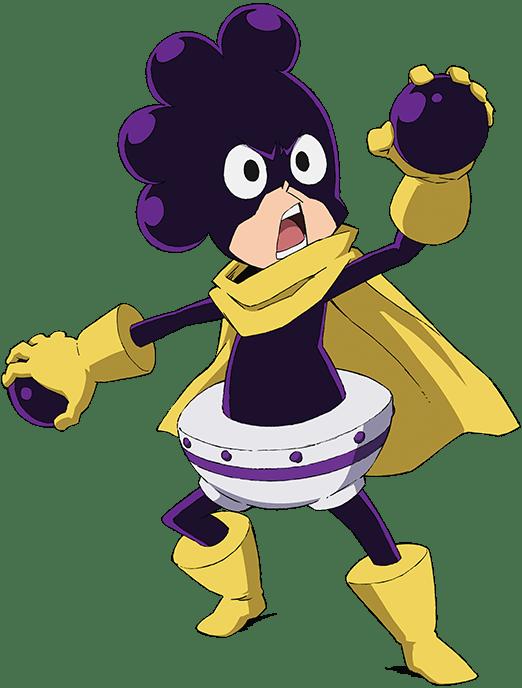 Minoru Mineta My Hero Academia Wiki Fandom