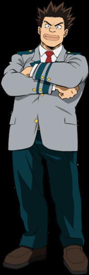 Rikidou Satou Full Body Uniform