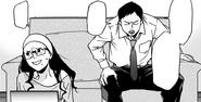 Naomasa asks Makoto for a favor