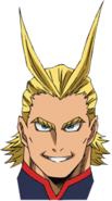 Young All Might icon 1