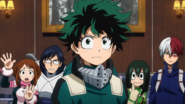 Izuku solves the mystery