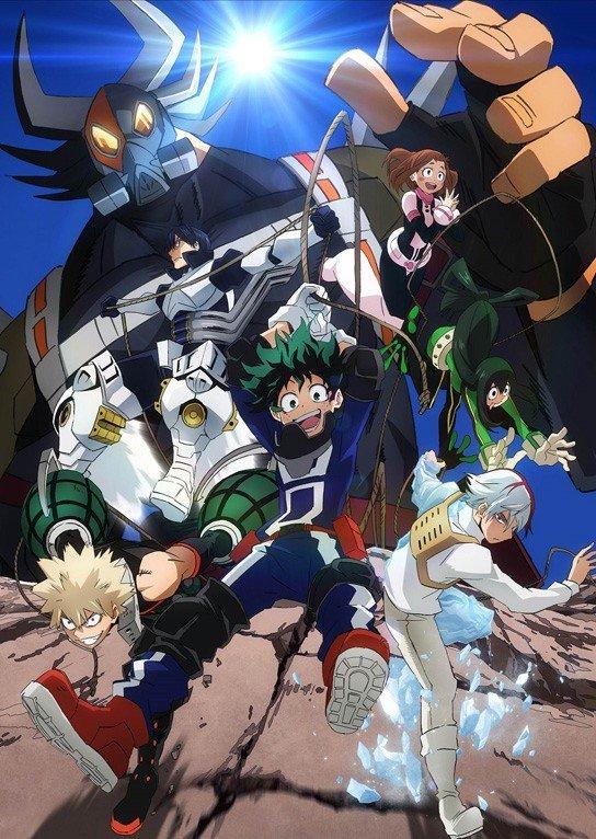 OVAs   My Hero Academia Wiki   FANDOM powered by Wikia