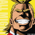All Might Portrait01