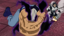 Mezo vs Kurogiri