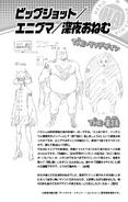 Volume 2 (Vigilantes) Team Idaten Profile