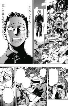 Kotaro witness his family's loss