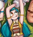 Ragdoll en el Manga