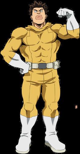 Rikido Sato Boku No Hero Academia Wiki Fandom Powered