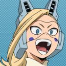 Pixie Bob anime portrait