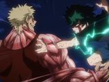 Izuku Midoriya vs. Muscular
