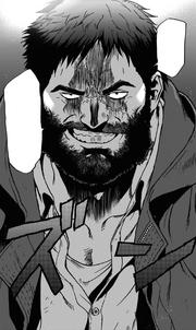 Knuckleduster with beard