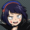Kyoka Jiro Anime Portrait