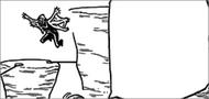 Mezō en La Caída