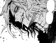 Tomura's warped emotions of anger