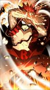 Eijiro Kirishima Character Art 7 Smash Tap