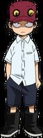 Kota Izumi anime profile