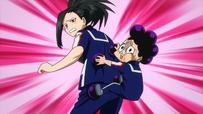 Minoru y Momo