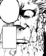 Gigantomachia accepts Tomura